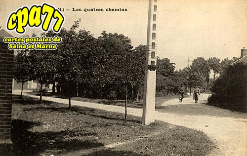 La Genevraye - Les Quatre Chemins