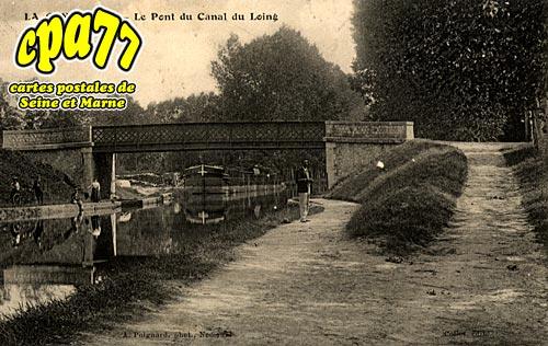 La Genevraye - Le Pont du Canal du Loing