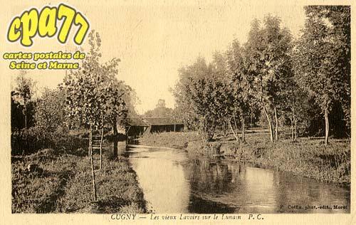 La Genevraye - Cugny - Les vieux Lavoirs sur le Lunain