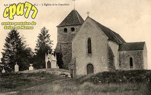 La Genevraye - L'Eglise et le Cimetière