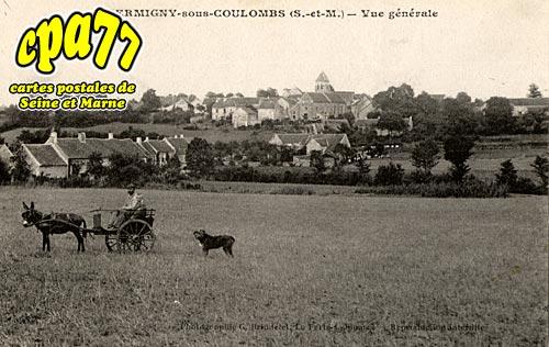 Germigny Sous Coulombs - Vue générale