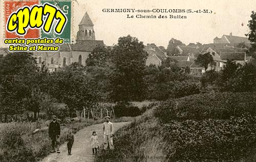Germigny Sous Coulombs - Le Chemin des Buttes