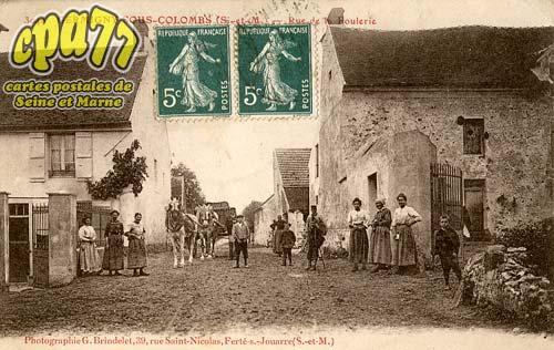 Germigny Sous Coulombs - Rue de la Foulerie