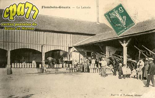 Gouaix - La Laiterie