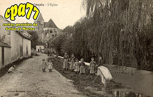 Gouaix - L'Eglise