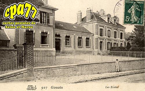 Gouaix - Les Ecoles