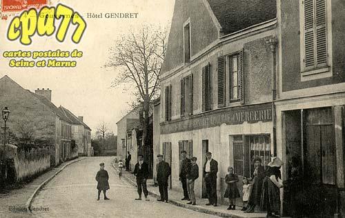 Gouvernes - Hôtel Gendret
