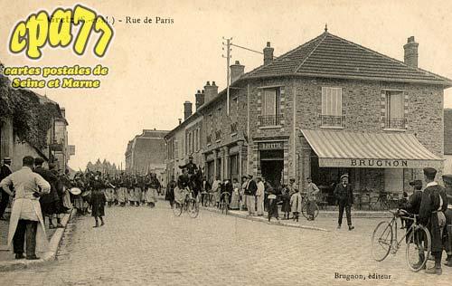 Gretz Armainvilliers - Rue de Paris