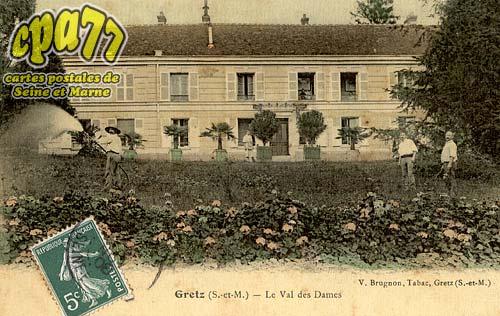 Gretz Armainvilliers - Le Val des Dames