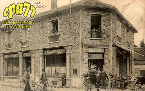 Gretz Armainvilliers - Restaurant Brugnon