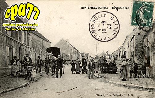 Guérard - La Grande Rue