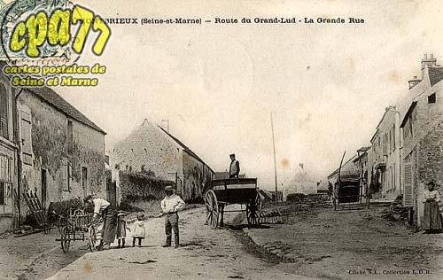 Guérard - Route du Grand-Lud - La Grande Rue