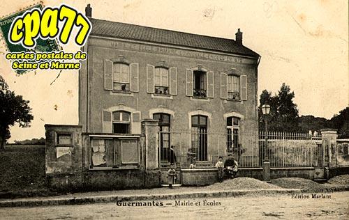 Guermantes - Mairie et Ecoles