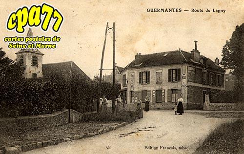 Guermantes - Route de Lagny
