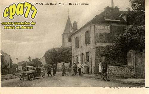 Guermantes - Rue de Ferrières