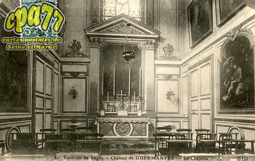 Guermantes - Environs de Lagny - Château de Guermantes - La Chapelle