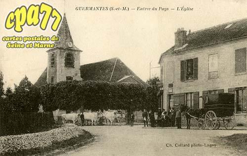 Guermantes - Entrée du Pays - L'Eglise