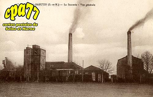 Guignes Rabutin - La Sucrerie - Vue générale
