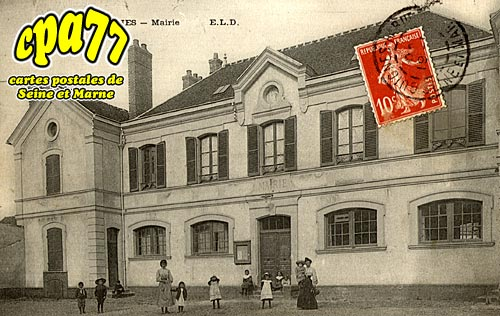 Guignes Rabutin - Mairie