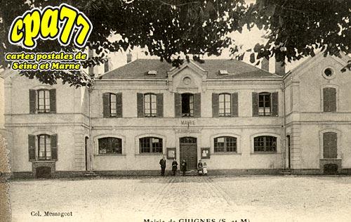 Guignes Rabutin - Mairie (en l'état)