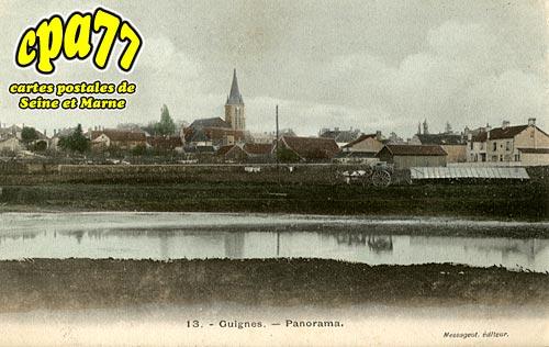 Guignes Rabutin - Panorama