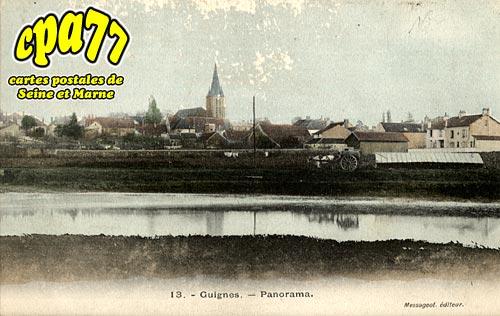 Guignes Rabutin - Panorama (en l'état)