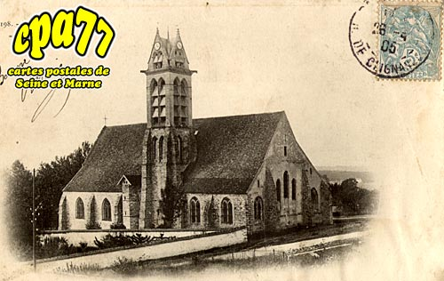 Héricy - L'Eglise