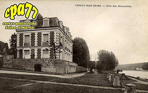 Héricy - Villa des Hirondelles