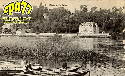 Héricy - Les Bords de la Seine