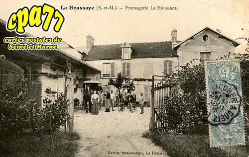 La Houssaye En Brie - Fromagerie La Houssiette