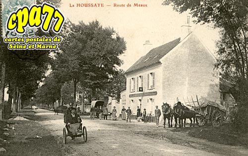 La Houssaye En Brie - Route de Meaux