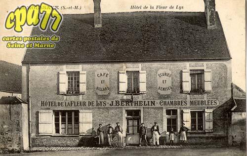 La Houssaye En Brie - Hôtel de la Fleur de Lys