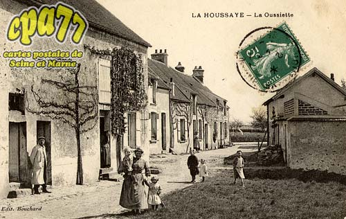 La Houssaye En Brie - La Oussiette