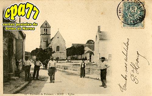 Ichy - Eglise