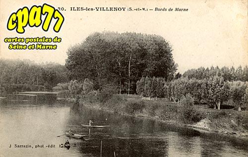 Isles Lès Villenoy - Bords de Marne