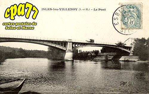 Isles Lès Villenoy - Le Pont