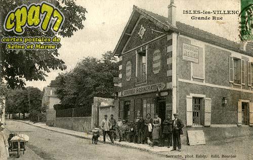 Isles Lès Villenoy - Grande Rue
