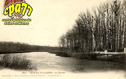 Isles Lès Villenoy - La Marne