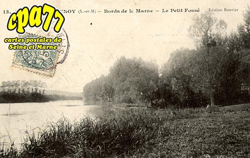 Isles Lès Villenoy - Bords de la Marne