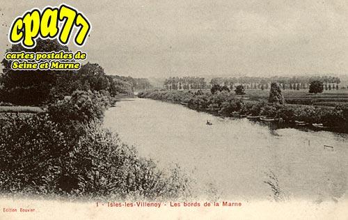 Isles Lès Villenoy - Les Bords de la Marne