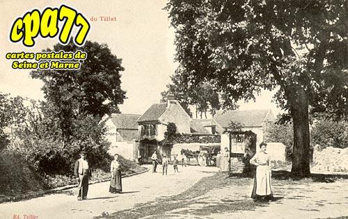 Iverny - Place du Tillet