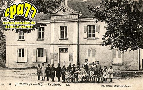 Jaulnes - La Mairie