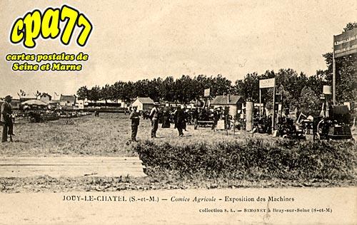 Jouy Le Châtel - Comice Agricole - Exposition des Machines