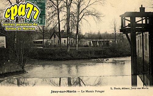 Jouy Sur Morin - Le Marais Potager