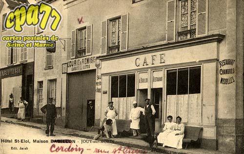 Jouy Sur Morin - Hôtel Saint-Eloi, Maison Cordoin