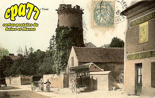 Juilly - La Tour