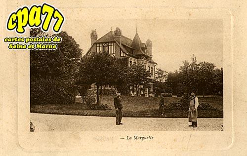 Juilly - La Marguette