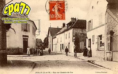 Juilly - Rue du Chemin de Fer