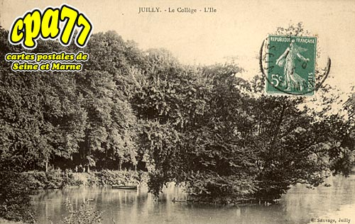 Juilly - Le Collège - L'Ile