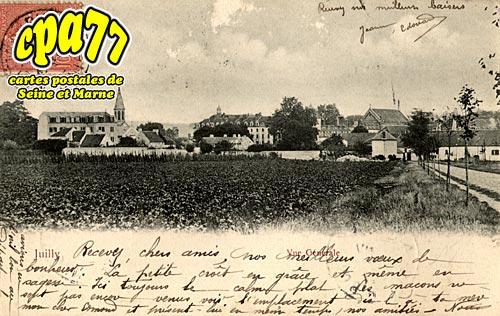 Juilly - Vue générale